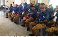 রুমায় গ্রাম পুলিশ বাহিনীর ভূমিকা শীর্ষক তিন দিনের প্রশিক্ষণ কর্মশালা শুরু