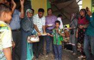 লামামুখ সরকারী প্রাথমিক বিদ্যালয়ে ছাত্র-ছাত্রীদের শিক্ষার মান অগ্রগতির জন্য 'মিড ডে মিল' কার্যক্রম শুরু