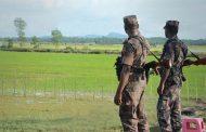 নাইক্ষ্যংছড়ি তুমরু সীমান্তে মিয়ানমারের সীমান্তরক্ষীদের গুলি, বিজিবি'র প্রতিবাদ