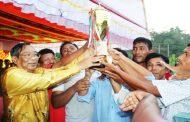 বান্দরবান: ফ্রেন্ডস ক্লাব অব বড়ইতলী কে ০-২ গোলে হারিয়ে হানসামা পাড়া স্পোটিং ক্লাব বিজয়ী