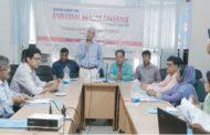 স্বাস্থ্য চট্টগ্রাম বিভাগ এর ব্যবস্থাপনা ও গ্লোসি মিডিয়ার সহযোগিতায় ইউনিভার্সেল হেলথ কভারেজ বিষয়ক কর্মশালা অনুষ্ঠিত