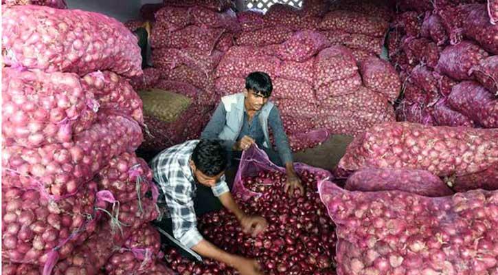 ভারতেও পেঁয়াজের 'ডাবল সেঞ্চুরি'