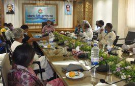 চট্টগ্রাম :: করোনা ভাইরাস প্রতিরোধে করনীয় নিয়ে মেয়র ও কাউন্সিলরদের বৈঠক