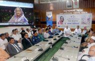 চট্টগ্রাম : তৃতীয় কর্ণফুলী সেতুর ৬ লেন বিশিষ্ট এপ্রোচ সড়ক উদ্বোধন করলেন প্রধানমন্ত্রী