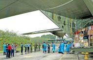 বিমান বাহিনীর প্লেনে দেশে ফিরলো মালদ্বীপের ৭১ নাগরিক