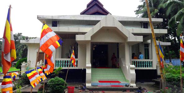 করোনায় বান্দরবানে আনুষ্ঠানিকতায় উদযাপিত হচ্ছে না বৌদ্ধ ধর্মালম্বীদের বুদ্ধ পূর্ণিমা
