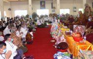 বান্দরবানের বিভিন্ন বৌদ্ধ বিহারে বিহারে আষাঢ়ী পূর্নিমা উদযাপিত