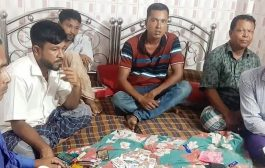 বান্দরবানে হোটেলে বসে জুয়া খেলা, ৬ জুয়াড়িকে জরিমানা