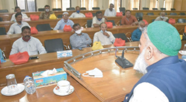 চট্টগ্রাম সিটি কর্পোরেশনের শ্রমিক কর্মচারীরাই আমার কন্ঠস্বর---খোরশেদ আলম সুজন