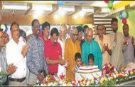শুভেচ্ছা স্মারক অনুষ্ঠানে ড. অনুপম সেন : প্রফেসর ফজলুল হক এর ছাত্ররা অনেকেই আজ রাষ্ট্র ও সমাজে গুরুত্বপূর্ণ অবদান রাখছে