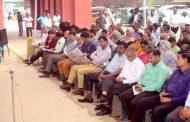 বাকাসস চট্টগ্রাম বিভাগীয় ও জেলা নেতৃবৃন্দেরতিন দিনের পূর্ণ দিবস কর্মবিরতির দ্বিতীয় দিন অতিবাহিত
