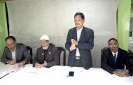 রাঙ্গামাটি :: যক্ষ্মা দূর করতে নাটাবের উদ্যোগে 'হোটেল মালিকদের ভূমিকা' র্শীষক মতবিনিময় সভা