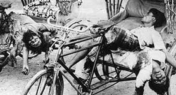 আজ ভয়াল ২৫ মার্চ : অপারেশন সার্চ লাইটের নামে চলে গণহত্যা