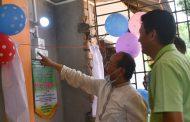 বিদ্যুৎ সংযোগের উদ্বোধন করলেন কুজেন্দ্র লাল ত্রিপুরা এমপি : ভাইবোনছড়া ইউনিয়নে চারটি গ্রামে ছয়শত পরিবার নতুন বিদ্যুৎ সংযোগপেলো