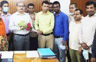 চট্টগ্রাম বিভাগীয় পাসপোর্ট অফিসের পরিচালকসহ তিনজনের জাতীয় শুদ্ধাচার পুরস্কার অর্জন